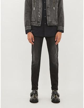 Replay Anbass skinny slim Hyperflex stretch-denim jeans