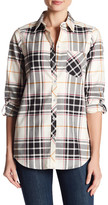 Foxcroft Plaid Button Down Shirt