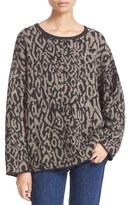 IRO Women's Jacquard Knit Sweater