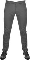 Farah Elm Chino Trousers Grey