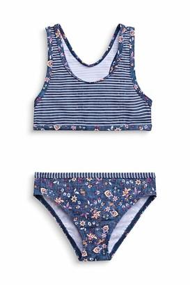 Esprit Girl's Long Beach Mg Bustier+Brief Bikini Set