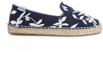 Soludos Shiloh Embroidered Floral Espadrille