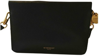Givenchy CROSS3 Black Suede Handbags