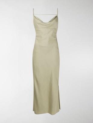 Jacquemus La robe Adour slip dress