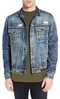 PRPS Patchwork Denim Jacket