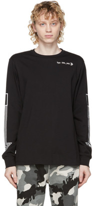 Diesel Black T-Just-LS-A8 Long Sleeve T-Shirt