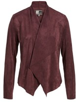 KUT from the Kloth Women's Tayanita Faux Suede Jacket