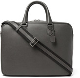 Valextra Soft Avietta Full-Grain Leather Briefcase
