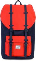Herschel Hershcel Little America Backpack Blue & Red