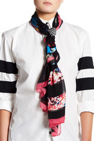 Moschino Printed Scarf