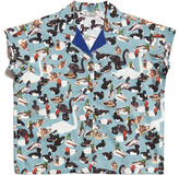 Aloha Girls / Ducks Blue Shirt