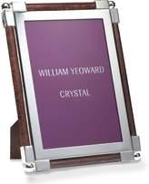 "William Yeoward Classic Faux-Ebony 5"" x 7"" Frame"
