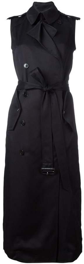 Victoria Beckham fluid trench coat