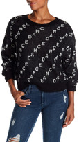 Wildfox Couture Dance Repeat Knit Sweater