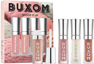 Buxom Scoop It Up Plumping Lip Gloss Set