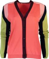 Marni Color Block Cardigan