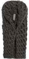 Rick Owens Oversized open-knit cashmere cardigan