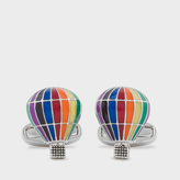 Paul Smith Men's Bright Hot Air Balloon Cufflinks