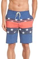 Rip Curl Men's Patriot Layday Board Shorts