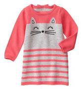 Gymboree Kitty Sweater Dress