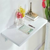 Naved Floating Desk Ebern Designs