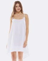 Deshabille Belagio Dress White