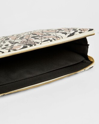 Ted Baker Giraffe Quilted 13inch Laptop Case