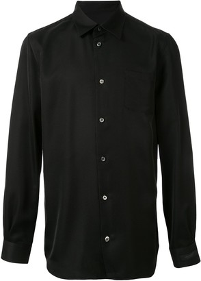 Undercover Long Sleeve Button Down Shirt