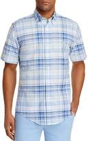 Brooks Brothers Plaid Slim Fit Button-Down Shirt