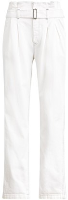 Polo Ralph Lauren Paperbag High-Rise Jeans