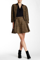 Amour Vert Leeron Printed Skirt