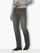 John Varvatos Wight Faded & Washed Jean