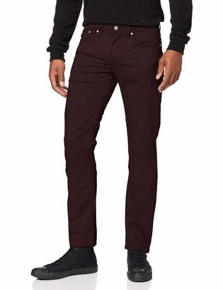 Levi's Men's 511 Slim Fit Jeans Black (Headed South 2090) 28W / 34L