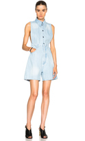 MM6 MAISON MARGIELA Stone Washed Romper