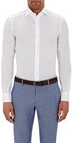 Isaia Men's Button-Front Shirt-WHITE