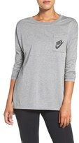 Nike Women's 'Signal' Long Sleeve Tee