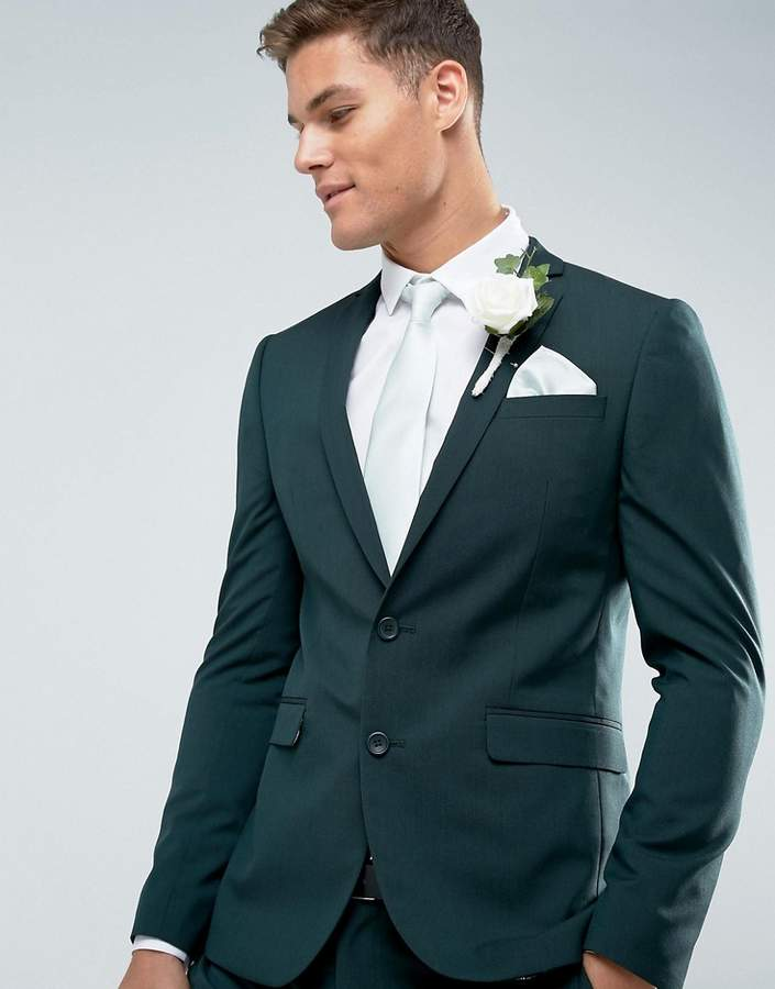 caadbde3f3871c Asos Green Suits For Men - ShopStyle Canada