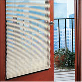 JCP HOME Custom 1 Aluminum Privacy Blind - Sizes