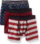 Old Navy Boxer Briefs 3-Pack for Men