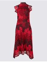 Per Una Lace Bodycon Midi Dress