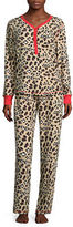 Pj Couture Pant Pajama Set-Juniors