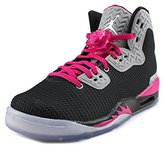 Jordan Air Spike Forty PE Women US 9.5 Multi Color Basketball Shoe