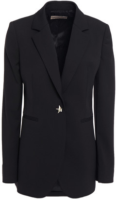 Emilio Pucci Wool-blend Twill Blazer