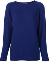 The Elder Statesman 'Heavy Roll' jumper - women - Cashmere - XS