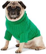 Ralph Lauren Cable Cashmere Dog Sweater