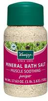 Kneipp Mineral Bath Salt, Muscle Smoothing,17.63 fl. oz.