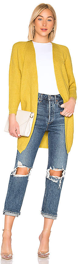 Lovers + Friends Ribbed Cardigan