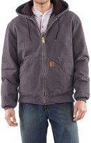 Carhartt Active Jacket - Quilt-Lined (For Tall Men)