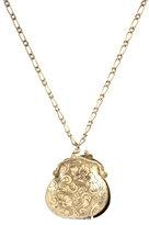 ASOS Vintage Style Engraved Openable Handbag Long Pendant