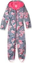 Joules Little Girls' Cosy Snowsuit